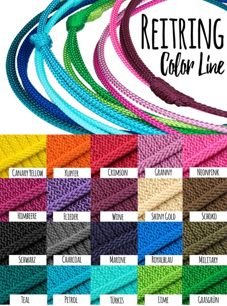 Reitring Color Line